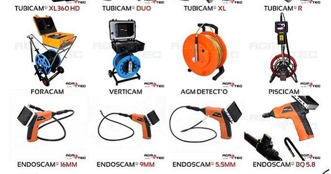 Endoscope industriel