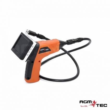 Comparatif camera endoscopique 16-mm