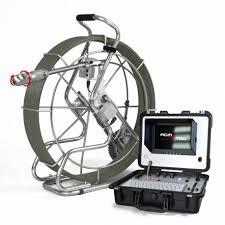 caméra d'inspection vidéo canalisations