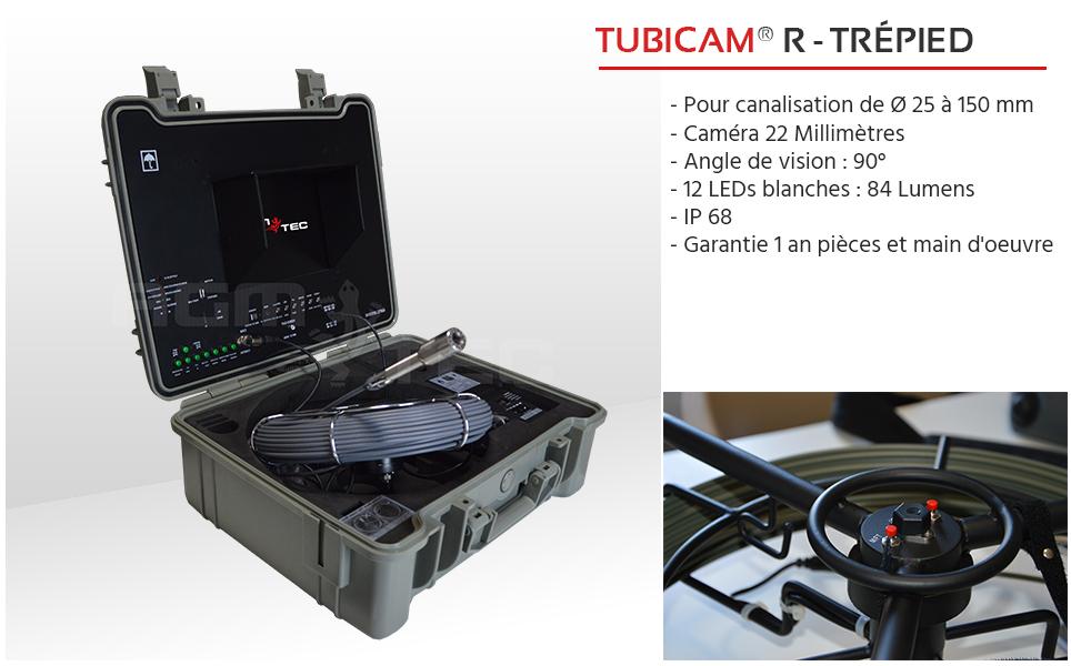 camera tuyaux