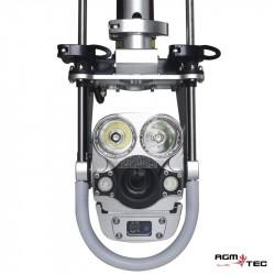Perizoom® - Caméra sur perche télescopique