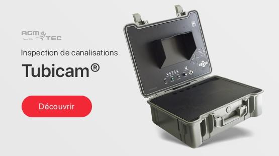 Systèmes d'inspection vidéo Tubicam®