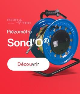 Piézomètre - Système de mesure d'eau